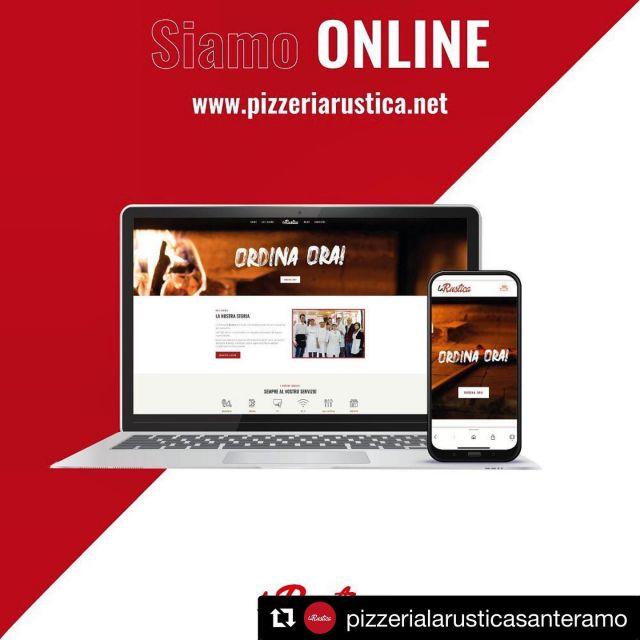 Un nuovo progetto per un cliente speciale! 🔥 @pizzerialarusticasanteramo   𝙄𝙡 𝙡𝙚𝙜𝙖𝙢𝙚 𝙩𝙧𝙖 𝙩𝙧𝙖𝙙𝙞𝙯𝙞𝙤𝙣𝙚 𝙚 𝙞𝙣𝙣𝙤𝙫𝙖𝙯𝙞𝙤𝙣𝙚 𝙧𝙖𝙥𝙥𝙧𝙚𝙨𝙚𝙣𝙩𝙖 𝙡𝙖 𝙘𝙤𝙢𝙥𝙤𝙣𝙚𝙣𝙩𝙚 𝙫𝙞𝙣𝙘𝙚𝙣𝙩𝙚 𝙥𝙚𝙧 𝙪𝙣'𝙚𝙛𝙛𝙞𝙘𝙖𝙘𝙚 𝙨𝙩𝙧𝙖𝙩𝙚𝙜𝙞𝙖 𝙙𝙞 𝙙𝙞𝙜𝙞𝙩𝙖𝙡𝙞𝙯𝙯𝙖𝙯𝙞𝙤𝙣𝙚. 🔗 https://www.pizzeriarustica.net/  . . . . . #newproject #fiveup #larustica #pizzerialarustica #sitoweb #menuonline #santeramoincolle